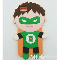 Envío Gratis Funda Para Iphone 6 Linterna Verde Avengers
