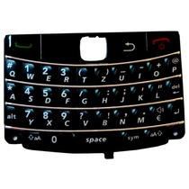 Teclado Negro Blackberry Bold 9700 9780
