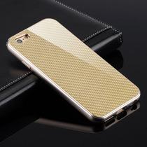 Carcasa Fibra De Carbo Iphone 6 Plus Y Normal Case Aluminio