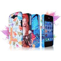Funda Para Iphone 4/4s/5 Ipad 2/3/mini Galaxy Personalizada