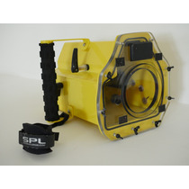 Spl Water Housing Para Cámara Panasonic Hvx 200