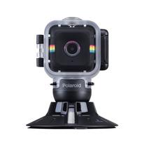 Accesorio Camara Cube Polaroid Carcasa Acuatica Ventosa