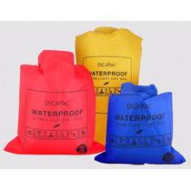 Fundas Acuáticas Dicapac Wp-b3 Dry Bag Bolsa Seca Waterproof