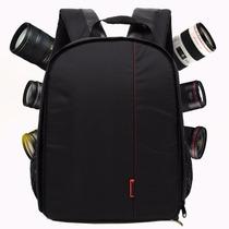 Mochila Para Cámara Fotográfica Nikon Sony Canon