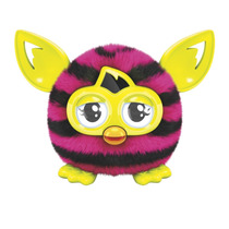 Furby Boom Figura Stripes Plush Hasbro Original Hm4