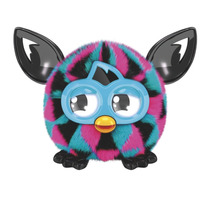 Furby Boom Figura Triangles Plush Hasbro Original Rm4