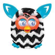 Furby Boom Figura Zigzag Stripes Hasbro Original