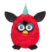 Furby Boom Hasbro Color Rojo/negro