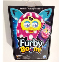Furby Boom Nuevo Y Original Hasbro Peluche Interactivo