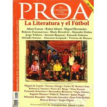 Libro Virtual ¿proa La Literatura Y El Fútbol¿ En .pdf