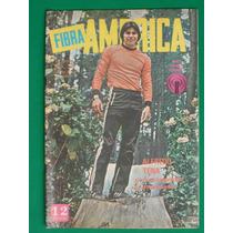 1980 Alfredo Tena Revista Fibra America Aguilas Futbol