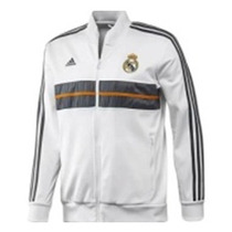 Chamarra Real Madrid Blanca 2014-2015
