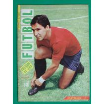 1969 Pumas Universidad Unam Paco Castrejon Revista D Futbol