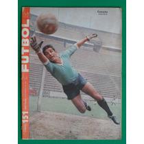 1965 Veracruz Tiburones Rojos Jose? Camacho Revista D Futbol