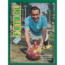 1970 Necaxa Antonio Mota Revista De Futbol Coleccion De Oro