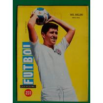 1967 Cruz Azul Raul Arellano Revista De Futbol
