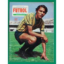 1972 Pumas Universidad Antonio De La Torre Revista De Futbol