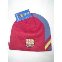 Gorro Del Barcelona Barca Con Detallado En Colores Original
