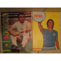 Revista Futbol Cruz Azul 1970 Atlante 2x1