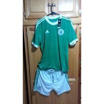 Uniformes Futbol Completo Jersey/playera Short Originales!!!