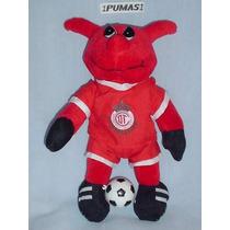 Mascotas De Futbol ((diablo Del Toluca))