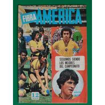1980 Cristobal Ortega Revista Fibra America Aguilas Futbol