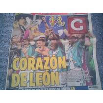 Periódico León Campeón 2013