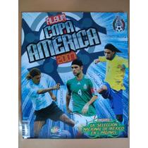 Álbum Copa América Venezuela 2007 Edit. Salo 100% Lleno