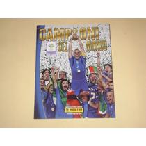 Album Completo Italia Campeon Del Mundo Alemania 2006
