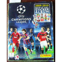 Álbum Uefa Champions League 2009-2010