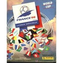 Hologramas De Francia 98, Llena Tú Álbum,única Oportunidad