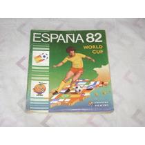 Álbum Del Mundial De España 82 Esta 100% Lleno Edit. Panini