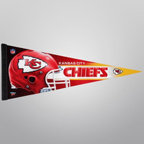 Banderín Nfl Kansas City Chiefs