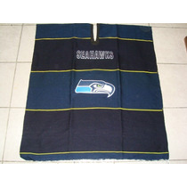Seattle Seahawks Jorongos 100% Mexicanos