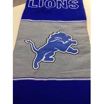 Detroit Lions Jorongos 100% Mexicanos