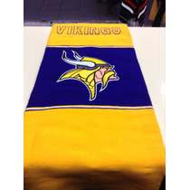 Minnesota Vikings Jorongos 100% Mexicanos