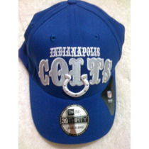 Nfl Gorra Indianapolis Colts New Era - Acereros Talla L/xl
