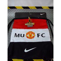 Mochila Nike Manchester United Gymsack Original