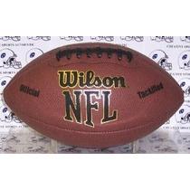 Wilson F1455 Nfl All Pro Juego De Fútbol (tamaño Oficial)