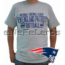 Playera Nfl Giii New England Patriots Patriotas