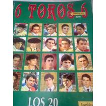 Toros Y Toreros 6 Toros 6 Revista Española Vbf