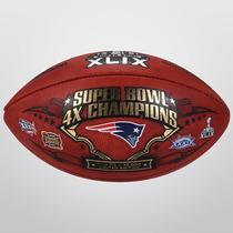 Balón Wilson Edición Especial Campeón Super Bowl Piel