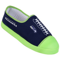 Pantufla Nfl Seattle Seahawks Tipo Tenis
