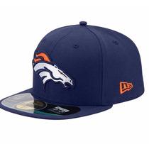 Gorra New Era Broncos Denver Nfl 7 3/8 Original On Field