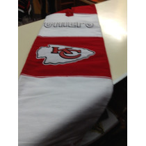 Kansas City Chiefs Jorongos 100% Mexicanos Bordados