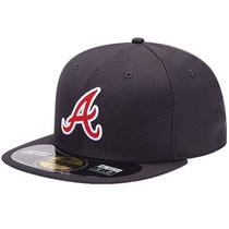 Mlb Atlanta Braves Gorra New Era 59fifty Talla 7 1/2