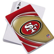 San Francisco 49ers - Juego De Cartas