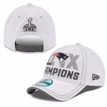 New England Patriots Gorra Super Bowl Xlix Champions