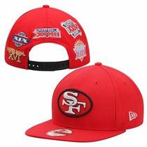 San Francisco 49ers - Gorra Super Bowl Campeones
