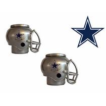 Casco Nfl Dallas Cowboys Combo 2 Cascos Cerveceros